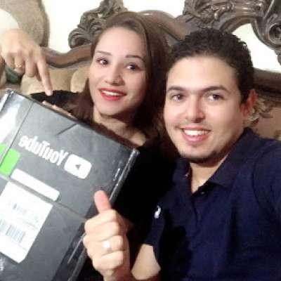 Amr and Mai